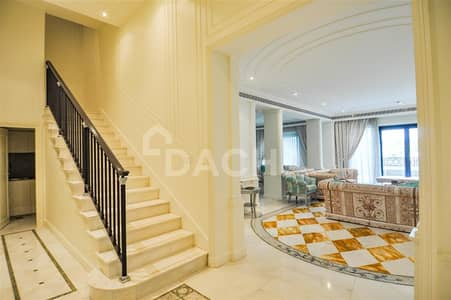 فلیٹ 3 غرف نوم للايجار في قرية التراث، دبي - Luxury 3 Bed / Duplex / Private Swimming Pool