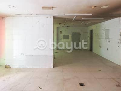 Shop for Rent in Al Majaz, Sharjah - Shop for rent in Jamal Abdul Nasser St