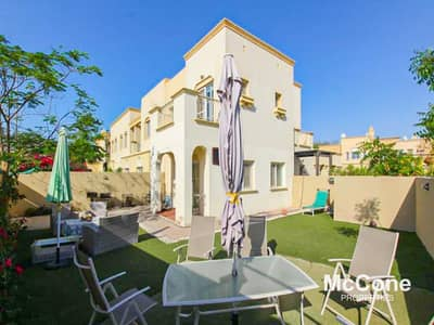 2 Bedroom Villa for Rent in The Springs, Dubai - Single Row | Large Plot | Available in July