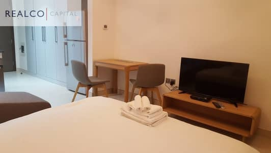 Studio for Rent in Al Furjan, Dubai - | 3000 AED | 12 CHEQUES | ALL BILLS INCLUDED |