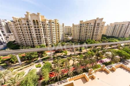 فلیٹ 2 غرفة نوم للبيع في نخلة جميرا، دبي - Type 2 Bed +Maid / Facing Park / Vacant