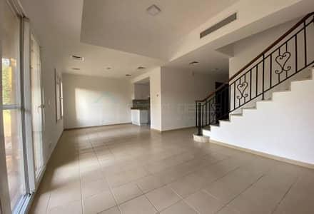 تاون هاوس 2 غرفة نوم للايجار في المرابع العربية، دبي - Single row 2BR Type C with Upgraded Garden