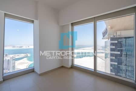 3 Bedroom Flat for Rent in Al Reem Island, Abu Dhabi - High Floor| Exceptional Community| Prime Location