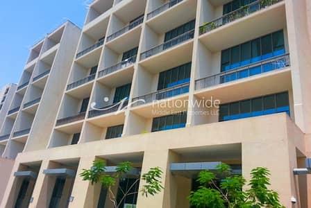 فلیٹ 1 غرفة نوم للايجار في شاطئ الراحة، أبوظبي - A Cozy Apartment That Is Made To Perfection