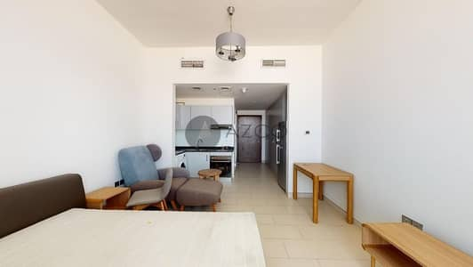 استوديو  للبيع في الفرجان، دبي - Fully Furnished | Contemporary design | With Kitchen appliances