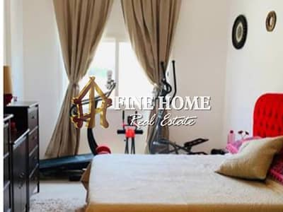 2 Bedroom Flat for Sale in Al Reef, Abu Dhabi - Fully Furnished Apartment With Big terrace