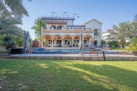 5 Bedroom Villa for Sale in The Villa, Dubai - Upgraded Marbella with Pool and Garden