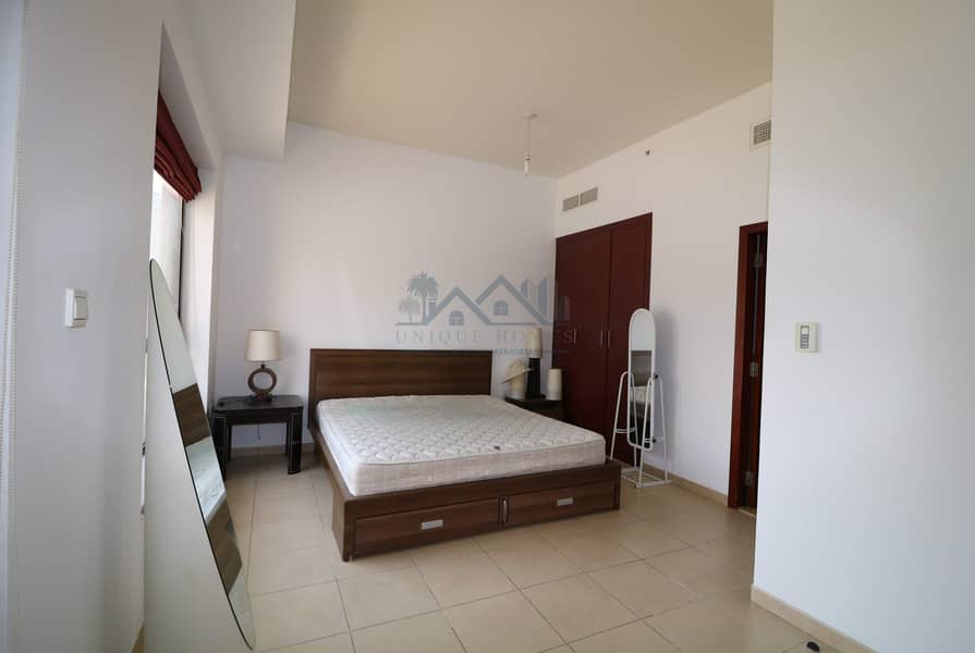 FURNISHED 1 BED APARTMENT ON 1ST FLOOR  WITH LAKE VIEW