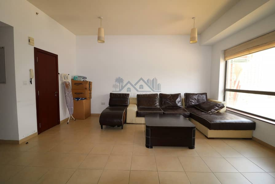 2 FURNISHED 1 BED APARTMENT ON 1ST FLOOR  WITH LAKE VIEW