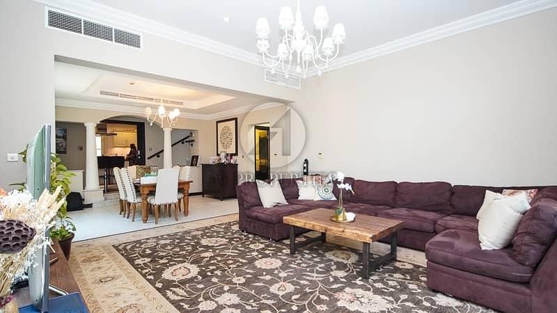 2 Exclusive Single Row Sawgrass 4 Bedrooms Villa