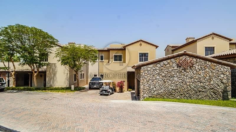 26 Exclusive Single Row Sawgrass 4 Bedrooms Villa