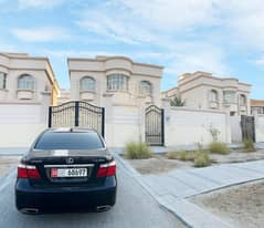 BIG DEAL!!  INDEPENDENT 4 MASTER BEDROOM VILLA WITH MAID ROOM FOR RENT IN KHALIFA CITY A