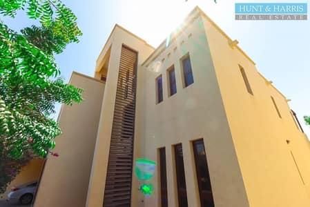 فیلا 4 غرف نوم للايجار في میناء العرب، رأس الخيمة - Prime Location - Amazing Space for a Family - Pool Views