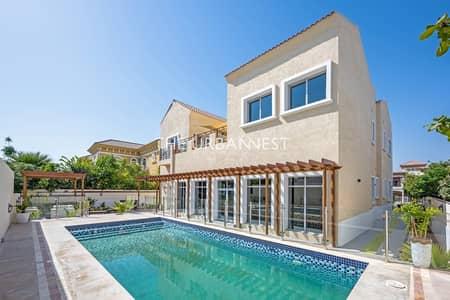 6 Bedroom Villa for Sale in The Villa, Dubai - Majestic Custom Brand New Custom Villa with Pool