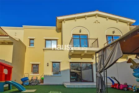 3 Bedroom Townhouse for Sale in Reem, Dubai - Type 2M | Tenanted | Single Row
