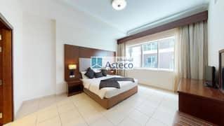 شقة في البرشاء 1 البرشاء 1 غرف 43990 درهم - 5123064