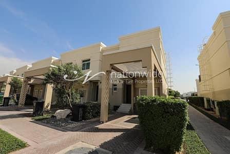 تاون هاوس 2 غرفة نوم للايجار في الغدیر، أبوظبي - Live Luxuriously In This Spacious Townhouse