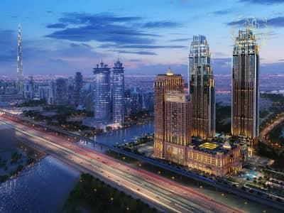 فلیٹ 1 غرفة نوم للبيع في الخليج التجاري، دبي - 1 BEDROOM APT IN AL HABTOOR CITY | FULL CASH DEALS ONLY