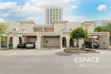 3 Bedroom Villa for Sale in Al Furjan, Dubai - Middle Unit | Cheapest Villa in Al Furjan
