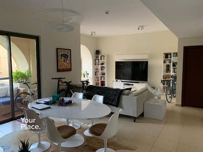 3 Bedroom Apartment for Rent in Jumeirah Beach Residence (JBR), Dubai - Best JBR Tower in Central Location with Appliances