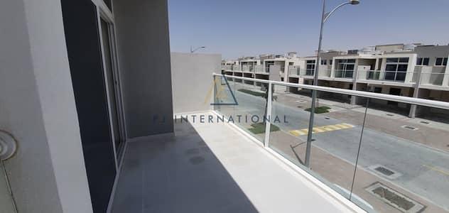 تاون هاوس 3 غرف نوم للايجار في أكويا أكسجين، دبي - Single Row | Peaceful | Brand new