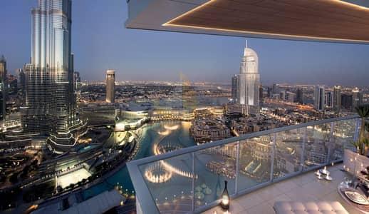 3 Bedroom Flat for Sale in Downtown Dubai, Dubai - Premium residential tower in the heart of the stylish Opera District | Near Burj Khalifa and Dubai Opera