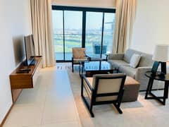 Panoramic Golf views | High floor | Furnished