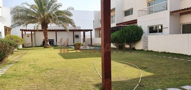 فیلا 4 غرف نوم للايجار في القرهود، دبي - WELL MAINTAINED 4BR VILLA  WITH SHARED GARDEN