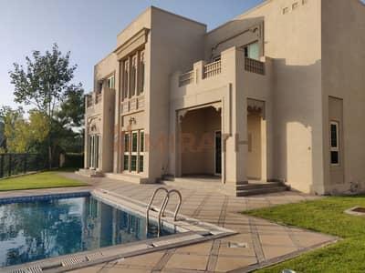 فیلا 4 غرف نوم للايجار في جزر جميرا، دبي - LUXURIOUS 4BR WITH PRIVATE POOL & HUGE GARDEN
