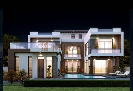 فیلا 5 غرف نوم للايجار في البرشاء، دبي - BRAND NEW MODERN 5B VILLA WITH POOL/SERVANT BLOCK