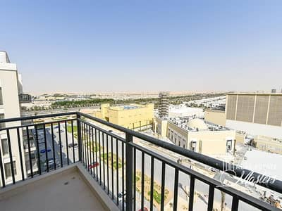 1 Bedroom Apartment for Rent in Town Square, Dubai - Newly Handed Over | With Balcony | Open S View