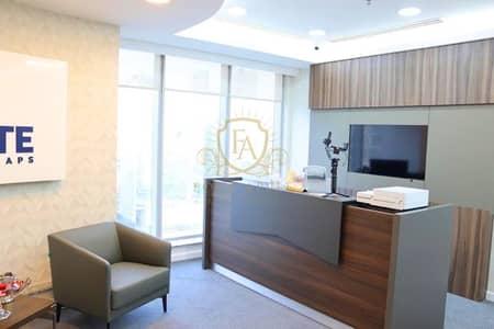 مکتب  للبيع في الخليج التجاري، دبي - Newly Renovated | New Furniture's & Computer 1300000AED