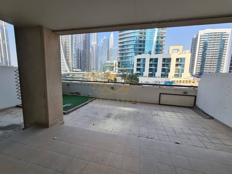 Marina View | Huge Terrace | Spacious | 2 BR