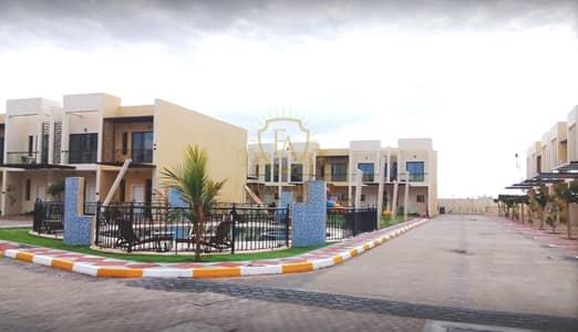 1 Bedroom Villa for Rent in Dubai Industrial Park, Dubai - Unfurnished | 1 Bedroom | Corner Unit | AED 22K