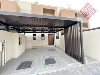 3 Bedroom Townhouse for Rent in Al Tai, Sharjah - Brand New Spacious 3 Bedrooms Townhouse (bigger unit) for rent in Al Nasma Residences