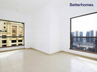 2 Bedroom Apartment for Rent in Jumeirah Beach Residence (JBR), Dubai - Full Marina View| Mid Floor| White Goods| Upcoming