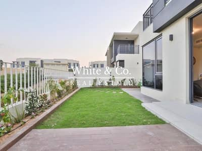 تاون هاوس 4 غرف نوم للبيع في دبي هيلز استيت، دبي - Landscaped 4 Bed | Green Belt | High ROI