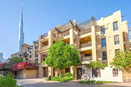 1 Bedroom Flat for Sale in Old Town, Dubai - Special 1 Bed + Study   Spacious Apartment