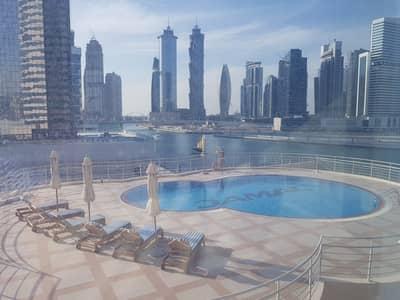 مکتب  للبيع في الخليج التجاري، دبي - SHELL N CORE OFFICE SPACE FOR SALE IN BUSINESS BAY XL TOWER