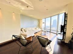 شقة في برج خليفة وسط مدينة دبي 2 غرف 200000 درهم - 5056093