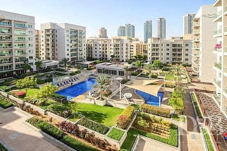 شقة 1 غرفة نوم للايجار في الروضة، دبي - Pool View | Available Now | 1BR Greens