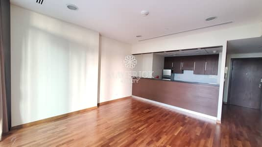 فلیٹ 1 غرفة نوم للايجار في مركز دبي المالي العالمي، دبي - Upgraded+Huge 1BR | High Floor | City View