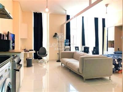 Studio for Sale in Business Bay, Dubai - Furnished Studio | Huge+Rare | Investors Deal