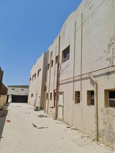 Warehouse for Sale in Ajman Industrial, Ajman - 11210 SQ FT INDUSTRIAL LAND IN AJMAN NEW SANAYA