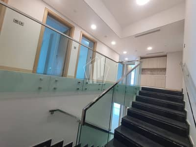 فلیٹ 4 غرف نوم للايجار في شاطئ الراحة، أبوظبي - Vacant! Elegant 4+1br Duplex Unit With Canal Views