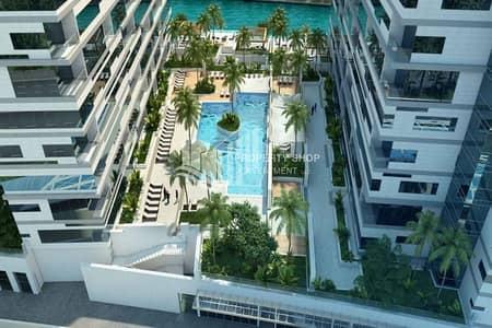 فلیٹ 4 غرف نوم للايجار في شاطئ الراحة، أبوظبي - Exceptional home | sea view | peaceful location +M