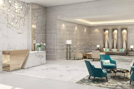 شقة 1 غرفة نوم للبيع في الخليج التجاري، دبي - Resale |  Chic 1 BR in Prime Area | Alluring view