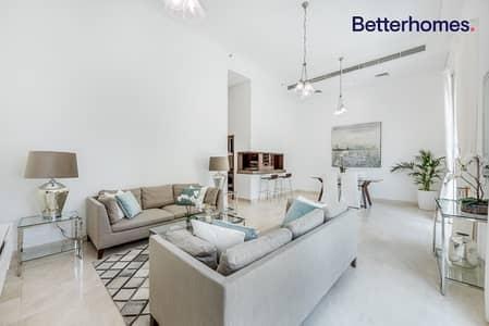 1 Bedroom Villa for Rent in Dubai Marina, Dubai - Unique 1 BD Villa |Spacious and Bright | Fully furnished