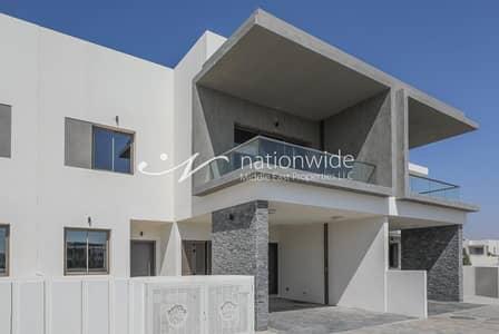 فیلا 3 غرف نوم للايجار في جزيرة ياس، أبوظبي - A Sanctuary Of Serenity in this Brand New Home