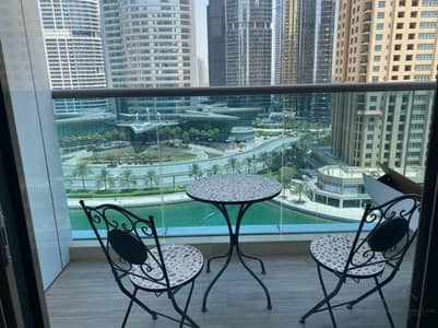 1 Bedroom Flat for Rent in Jumeirah Lake Towers (JLT), Dubai - Fully Furnished and Very Well Maintained I Stunning Views
